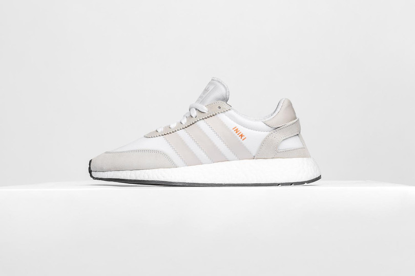 adidas Originals Iniki Runner 黑白配色登陸情報