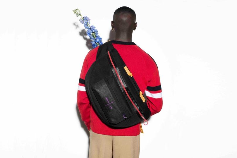 AMI x Eastpak 背包系列登陆