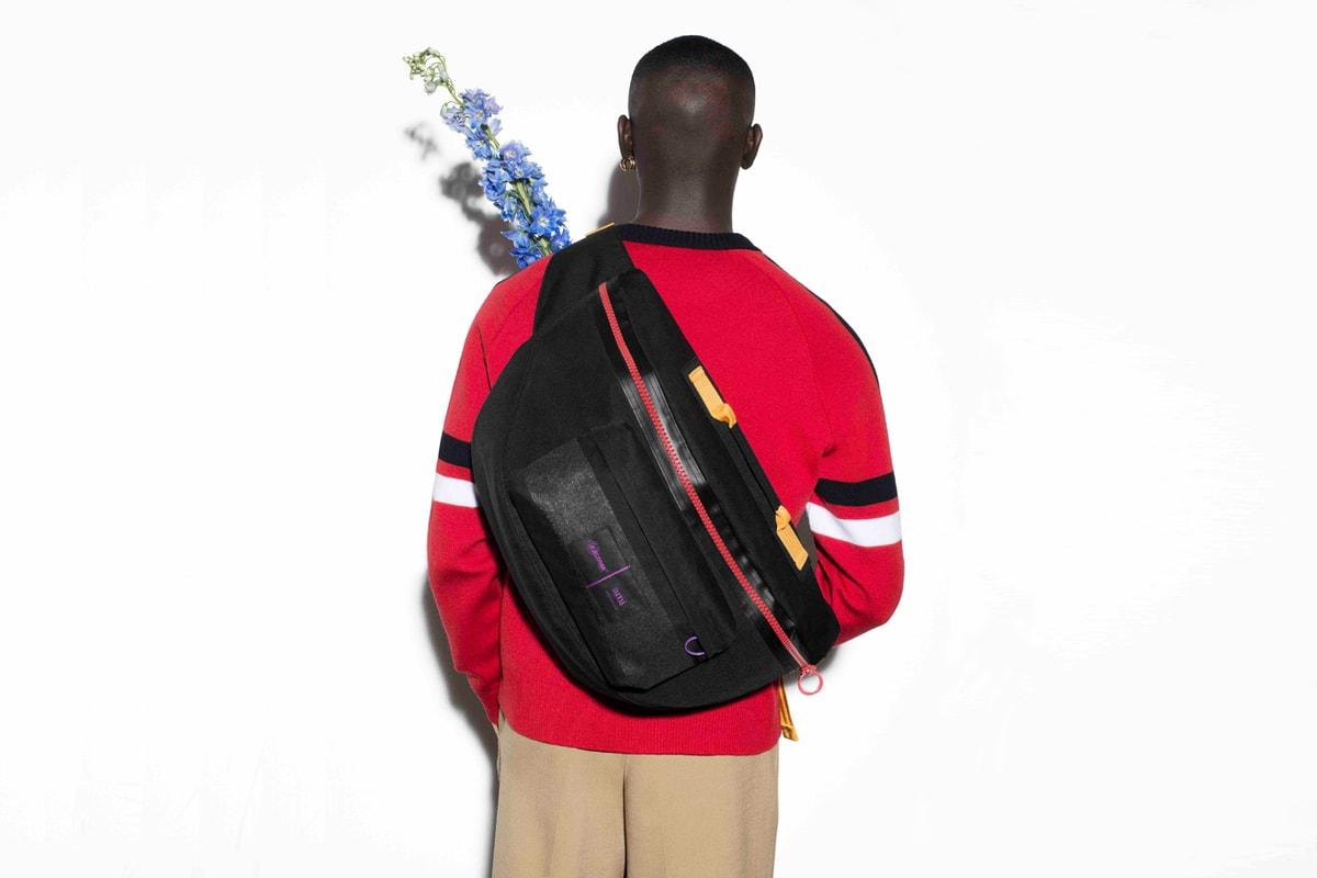 AMI x Eastpak 背包系列登陸