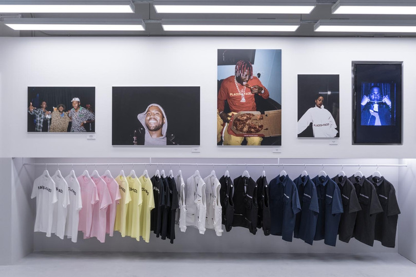 Places+Faces & HBX Pop-up Preview Event