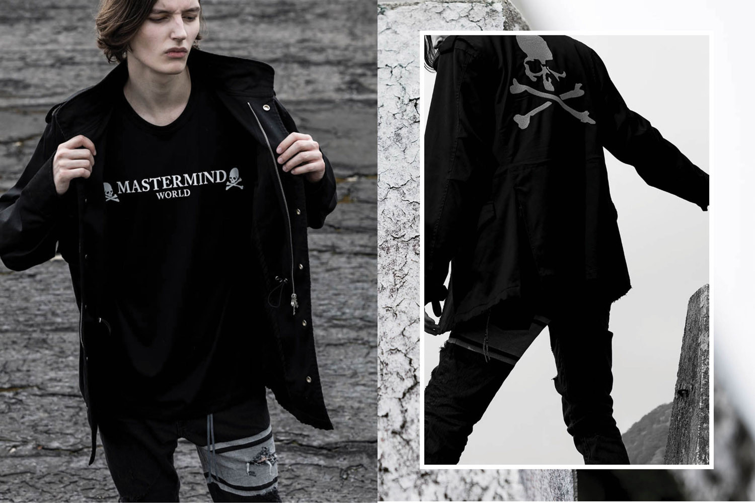 "mastermind WORLD FW17 ""Prologue Vol. 1"""