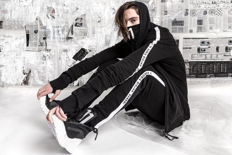 "11 by Boris Bidjan Saberi 2017 Fall/Winter ""Indicasativa"" Collection"