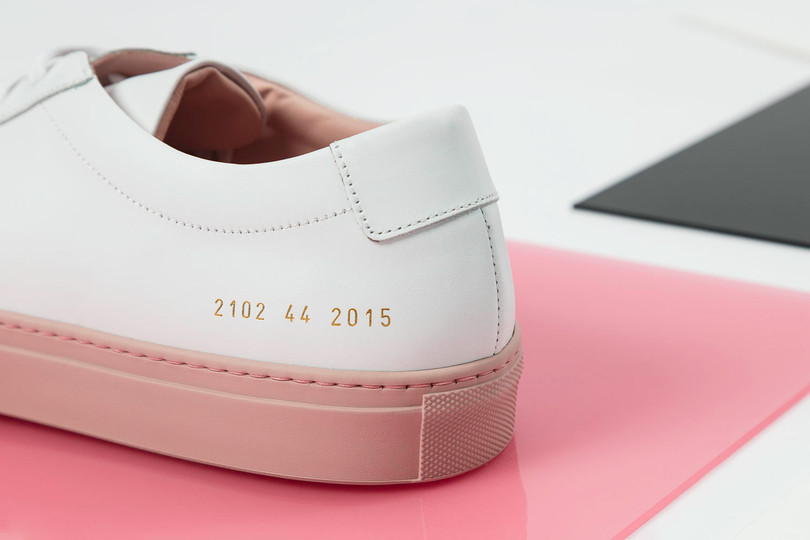 Common Projects 2017 秋冬季度鞋款上架
