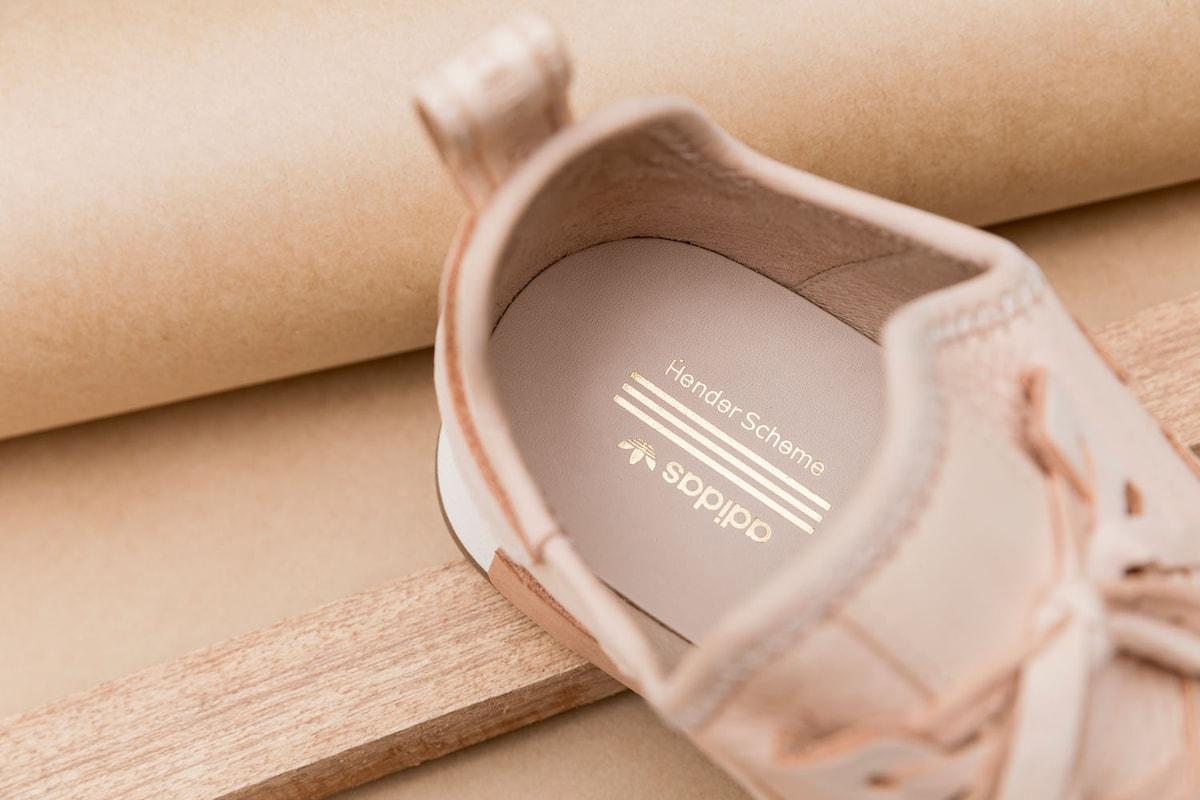 adidas Originals by Hender Scheme 超限定登陸