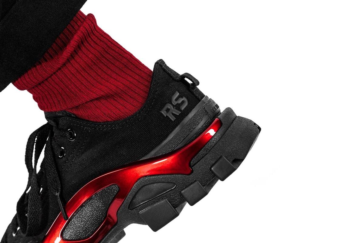 Please don't touch my Raf :  adidas By Raf Simons  科技球鞋发展回顾