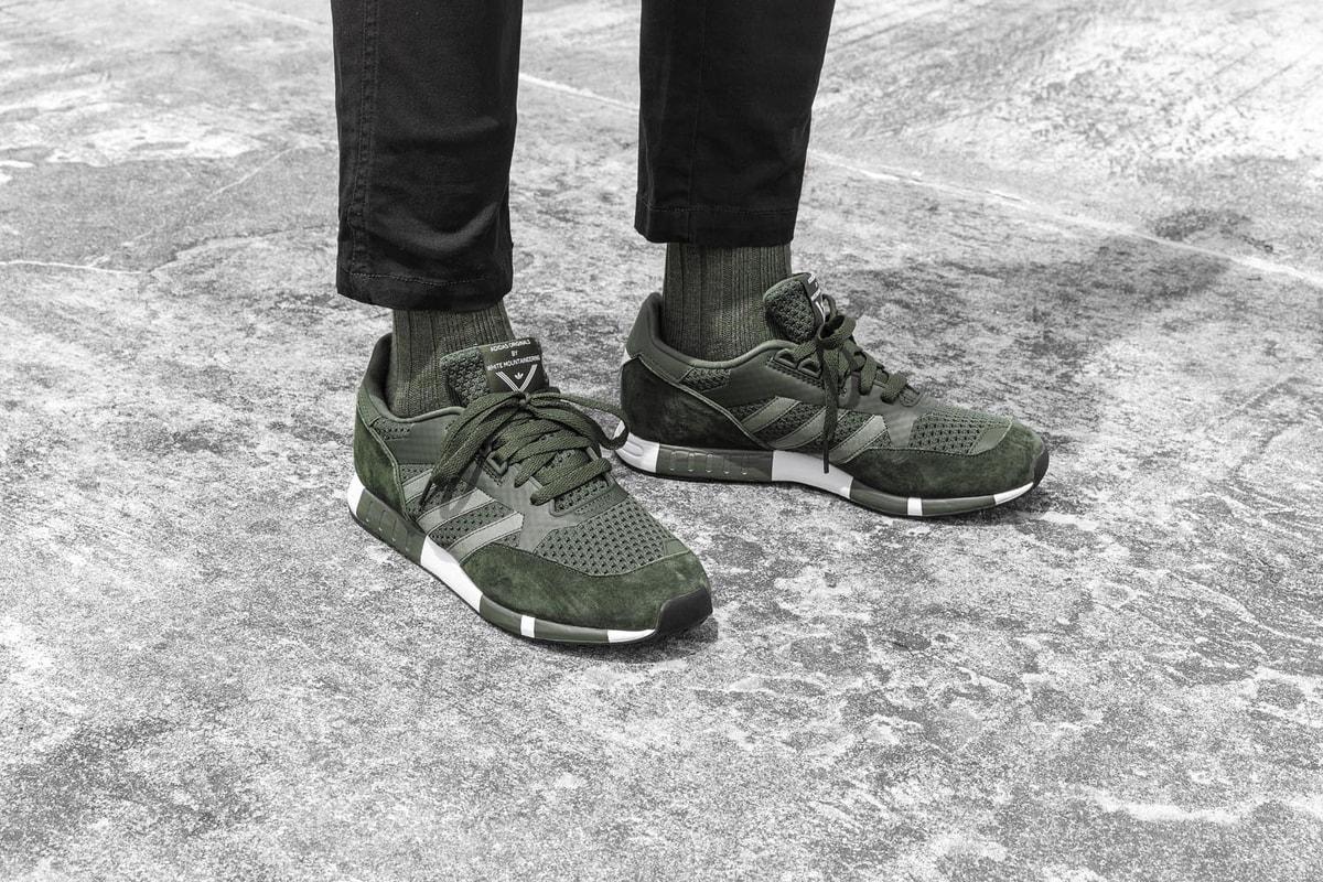 adidas Originals x White Mountaineering 2017 秋冬系列新鞋上架