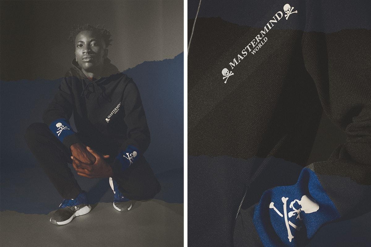 细赏 adidas Originals by mastermind WORLD 秋冬 Capsule Collection