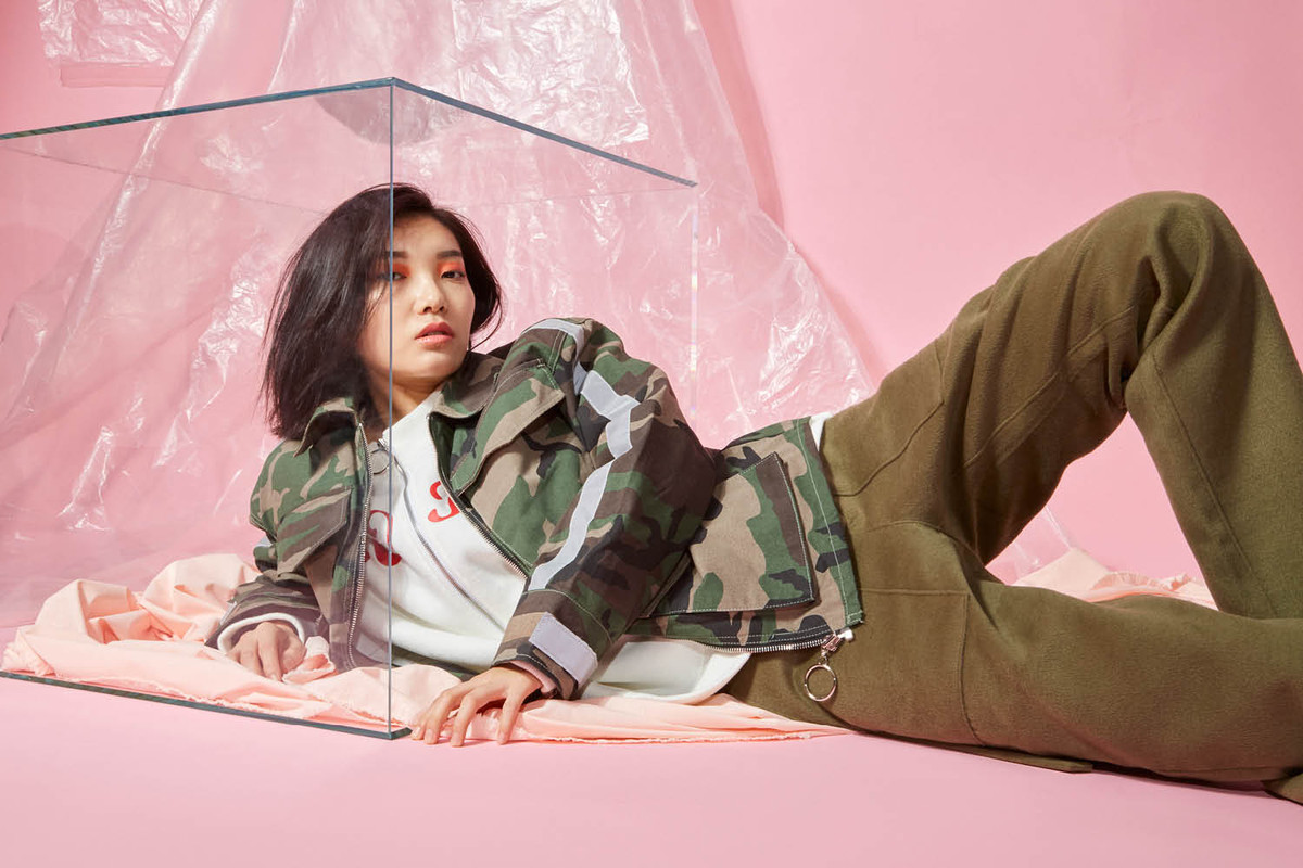 "Rocket x Lunch 2017 Fall/Winter ""Disorder"" Collection"