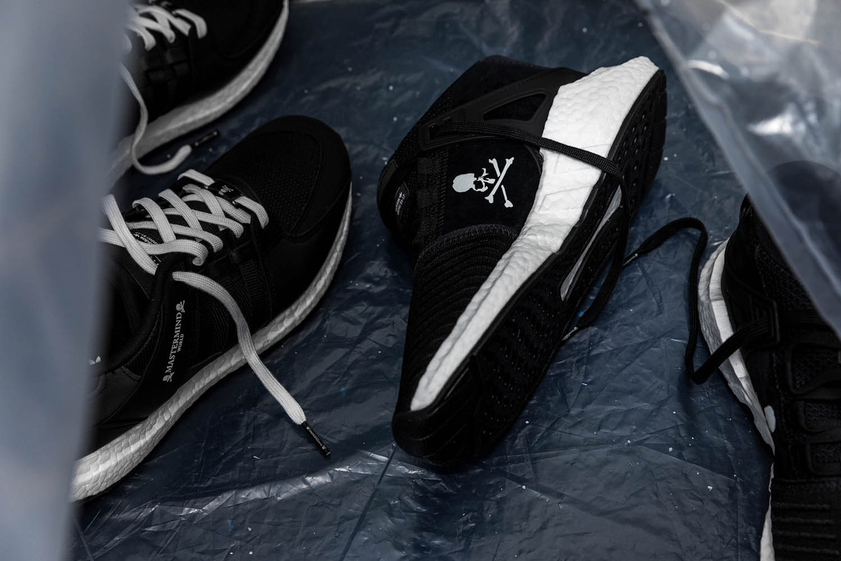 Giveaway: adidas Originals by Mastermind World EQT Support Pack