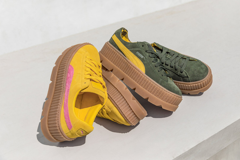Fenty PUMA by Rihanna Cleated Creeper Returns