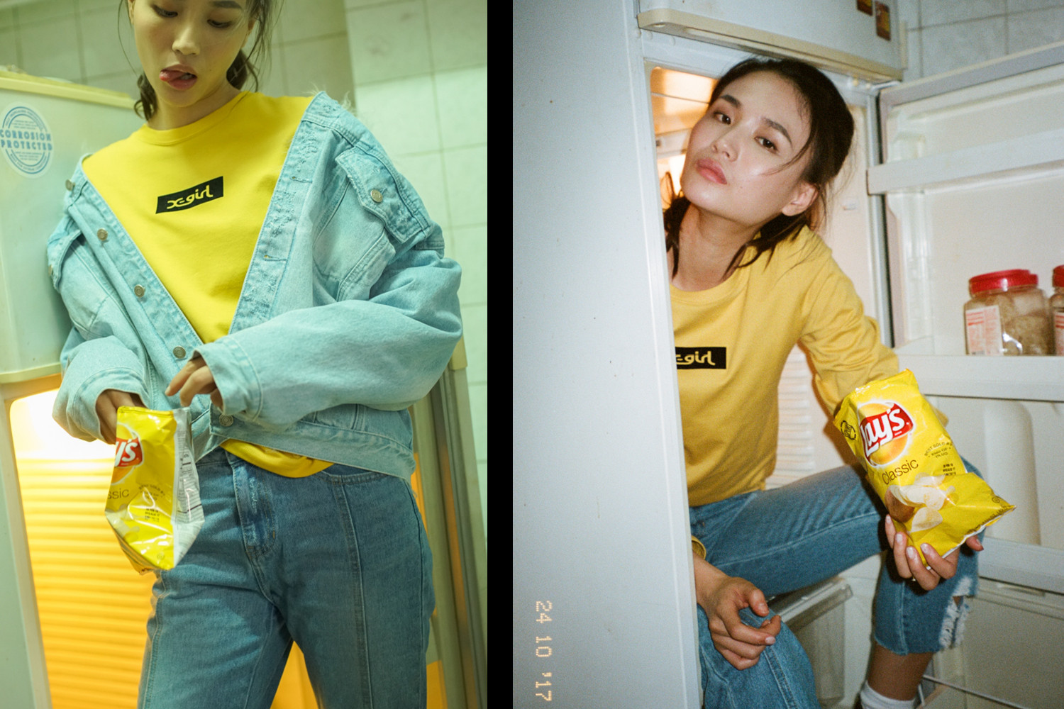 X-Girl FW17 New Arrivals