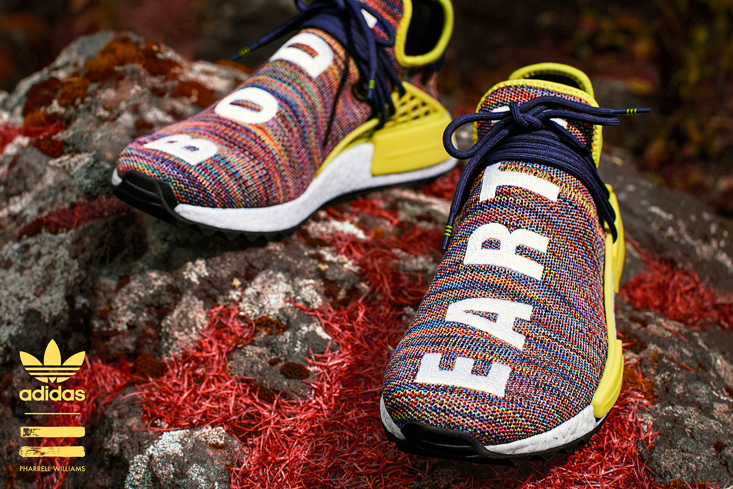 buy popular de3dd d5120 Coming Soon: Pharrell x Adidas NMD