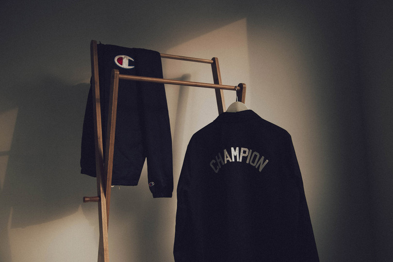 Champion Reverse Weave 2017 Fall/Winter Collection