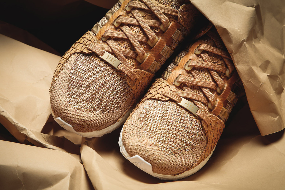 adidas Originals x Pusha T 再度攜手聯乘 EQT Support Ultra PK「Bodega Babies」