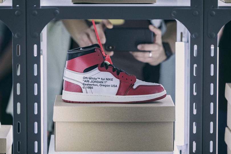 A Closer Look at our Nike x Virgil Abloh In-Store Raffle
