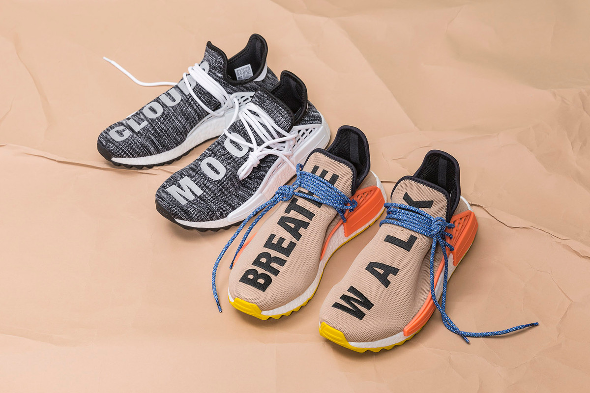 Giveaway: Adidas Originals x Pharrell 'Human Race' NMD Trail