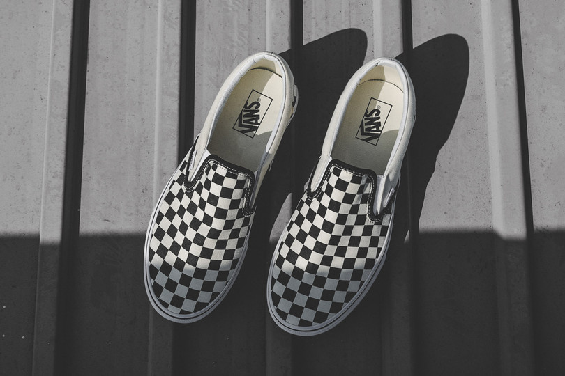 Vans Classic Slip-On Checkerboard: A timeless Icon