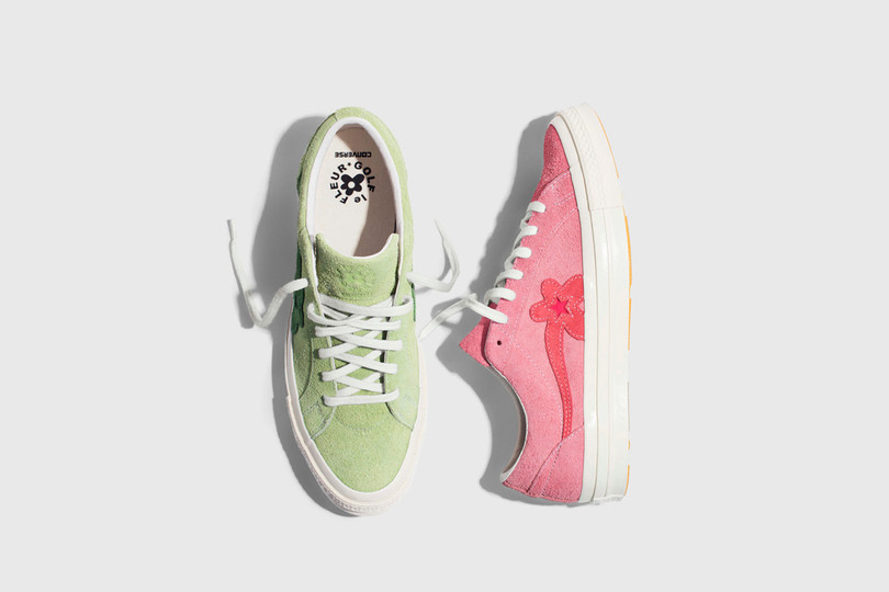 Coming Soon: Converse x GOLF le FLEUR One Star