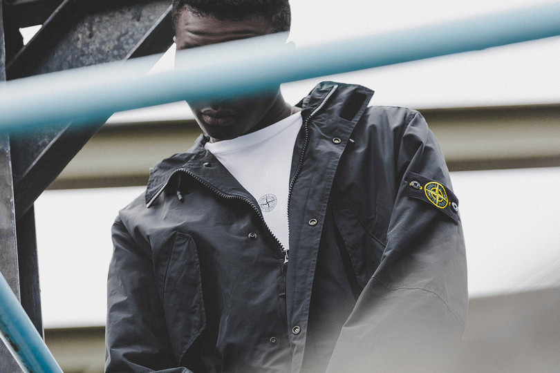 Stone Island 2018 Spring/Summer Collection