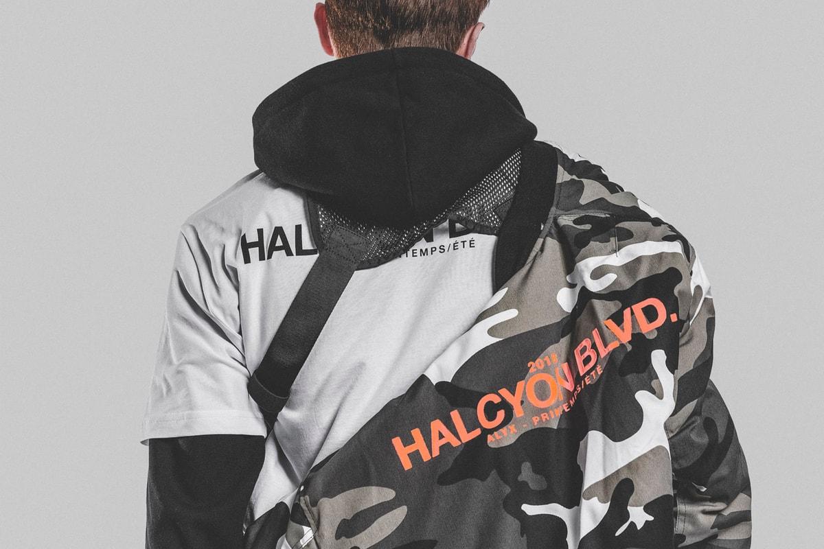 ALYX 2018 春夏系列 「HAYCYON BLVD.」上架