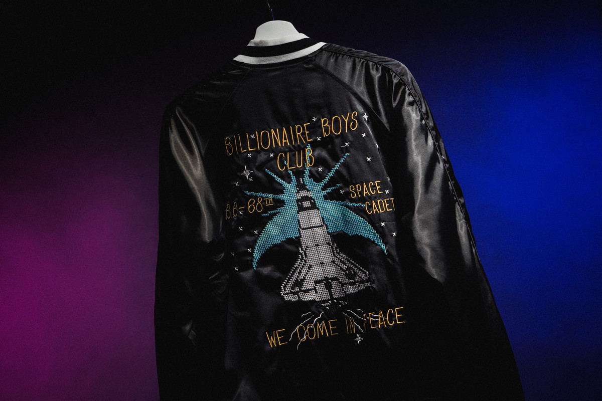 New Deliveries: Billionaire Boys Club