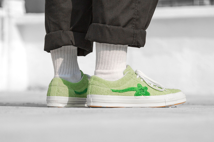 Now Online: Converse x GOLF le FLEUR One Star
