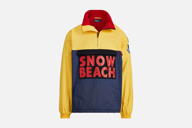 History of Polo Ralph Lauren: SNOW BEACH Capsule Collection of '93