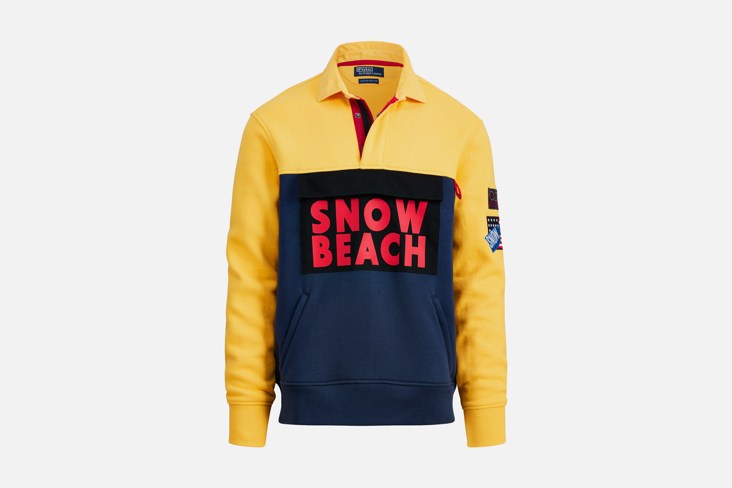 History Of Polo Ralph Lauren Snow Beach Capsule Collection Of 93
