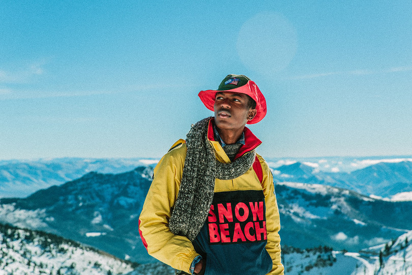 Coming Soon: Polo Ralph Lauren SNOW BEACH Capsule Collection