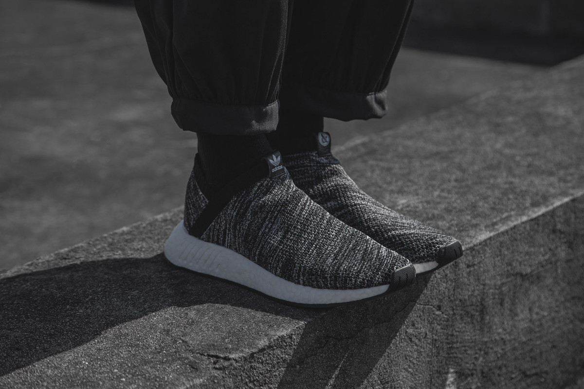 New Arrivals: UNITED ARROWS & SONS x adidas Originals NMD_R2 and NMD_CS2