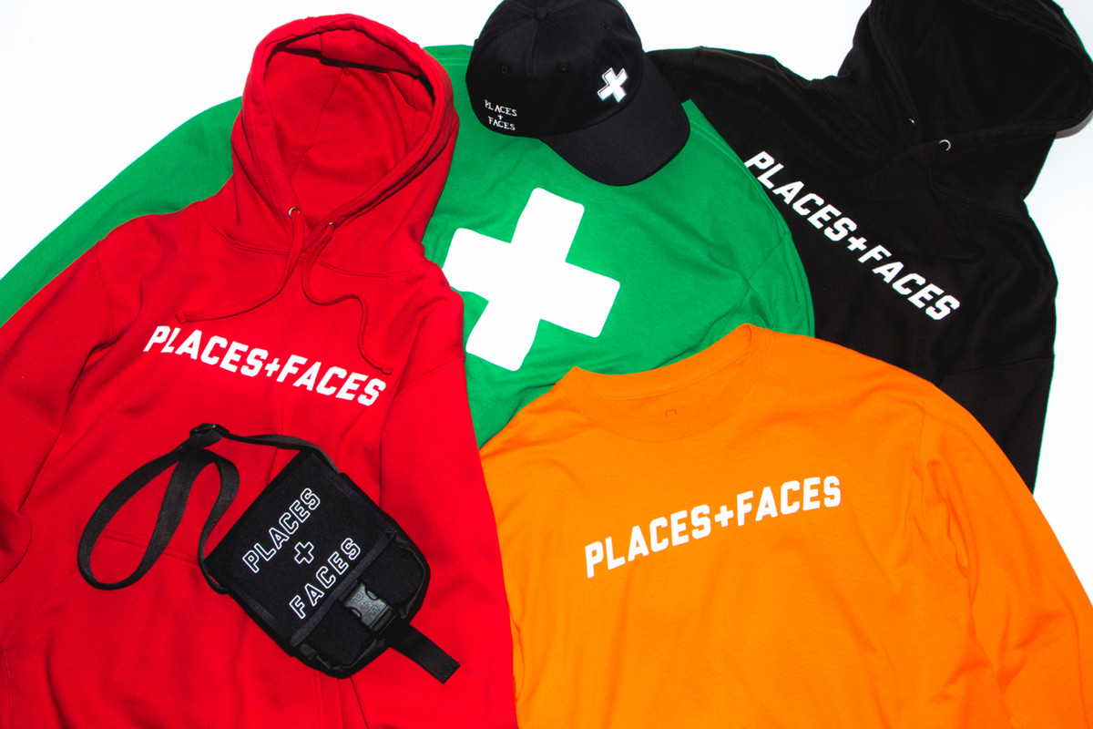 Coming Soon: PLACES+FACES Drop 1