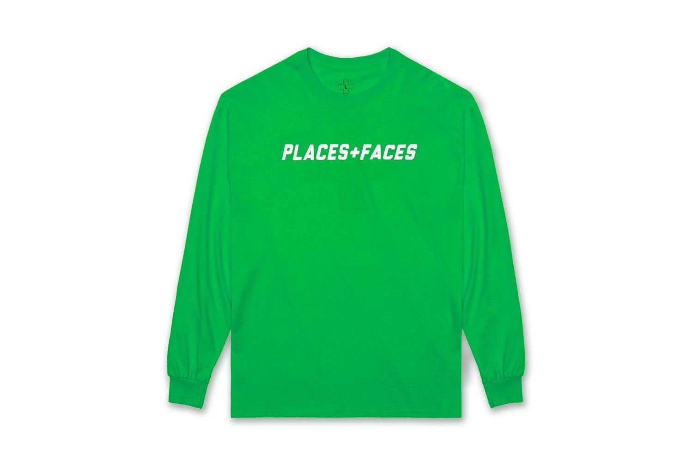 PLACES+FACES Drop 1