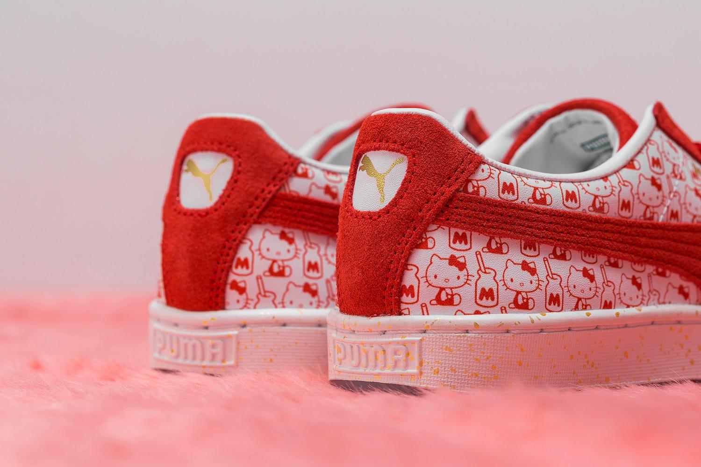 PUMA x Hello Kitty Suede Classic