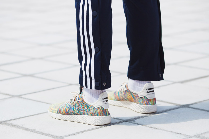 Special Release: Pharrell Williams x adidas Originals Tennis Hu