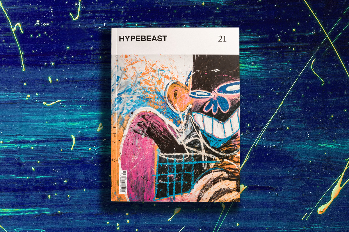 《HYPEBEAST Magazine》第 21 期: The Renaissance Issue 正式上架