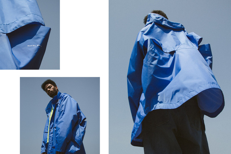 New Arrivals: Napapijri x Martine Rose 2018 Spring/Summer Collection