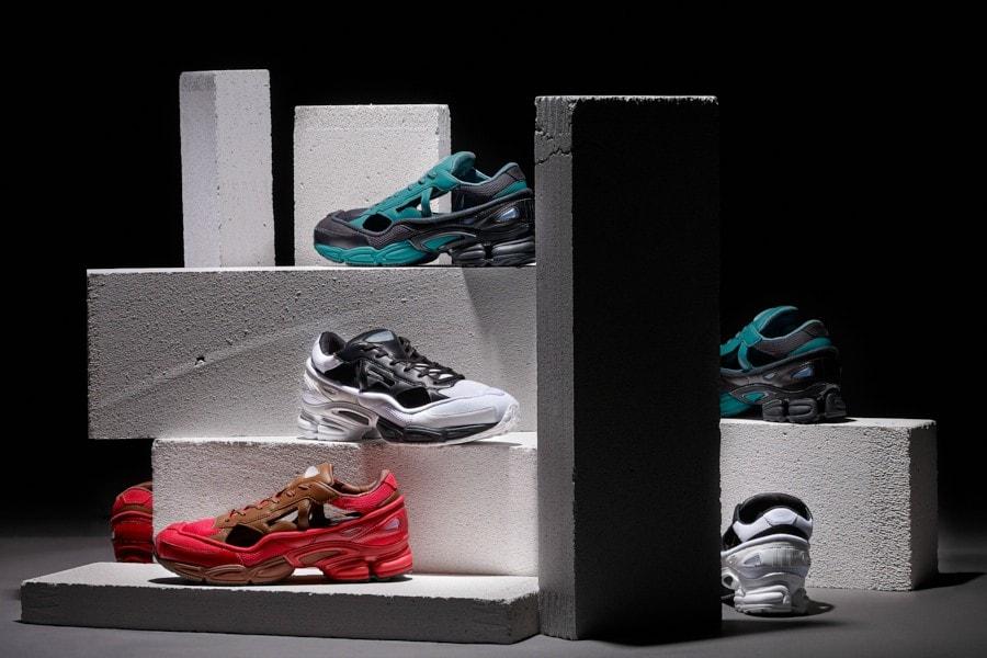Raffle Now Online: adidas by Raf Simons Replicant Ozweego