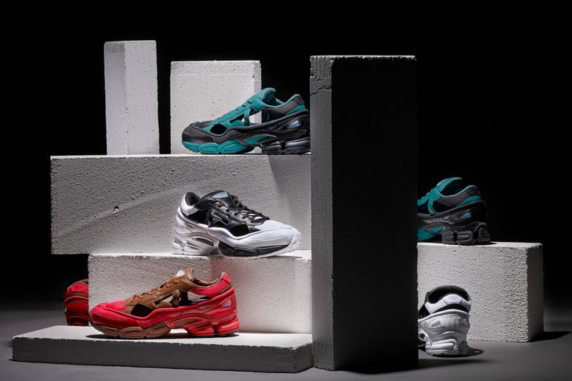Raffle Now Online: adidas by Raf Simons Replicant Ozweego