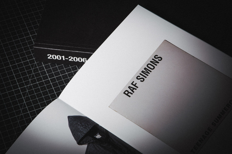 忠粉名物典藏 1996-2001 / 2001-2006 Raf Simons Archive Book