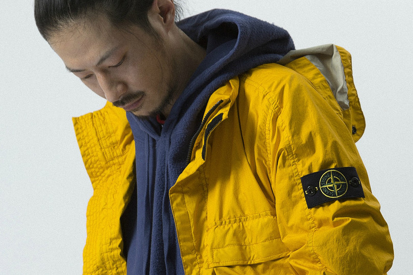 New Deliveries: Stone Island 2018 Spring/Summer Collection