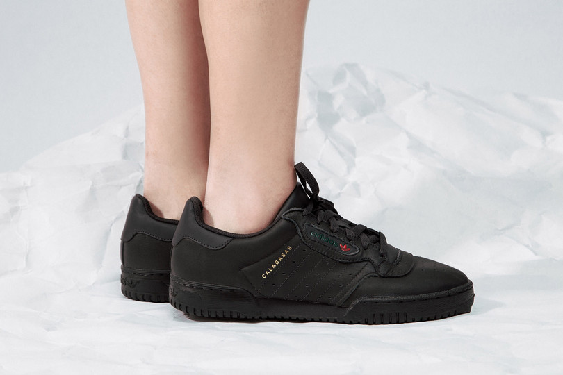 "Women's Raffle: YEEZY POWERPHASE ""Core Black"""