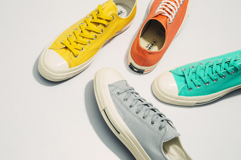 New Arrivals: Converse Chuck '70s Heritage Court Low