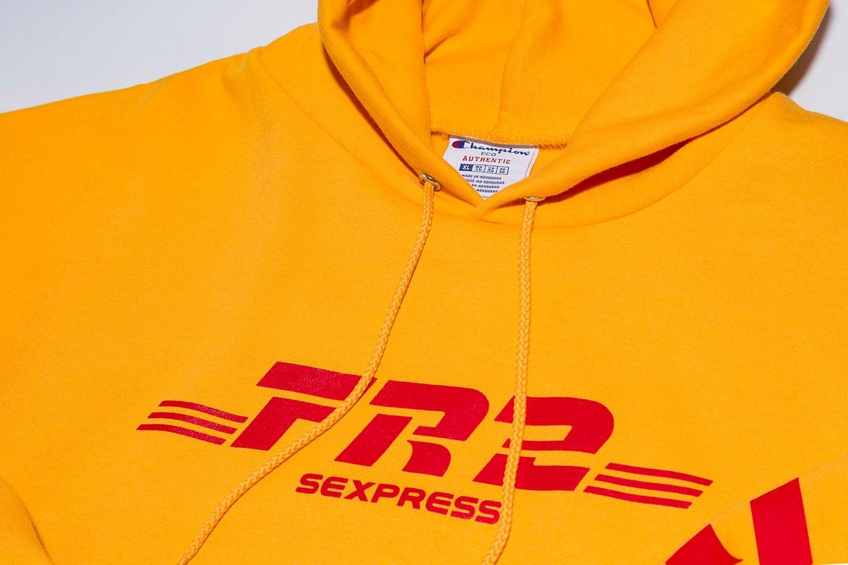 #FR2 「速递」新品到达