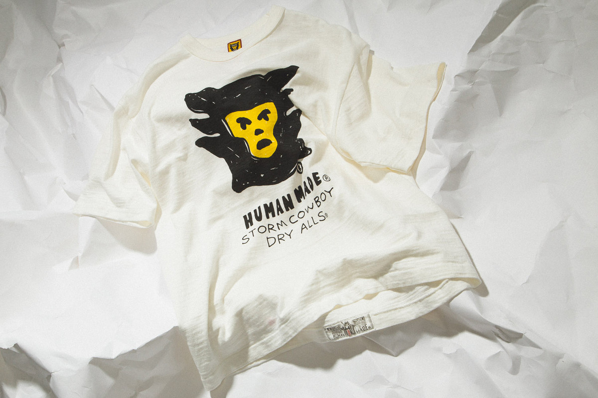 New Deliveries: HUMAN MADE Spring/Summer 2018 Collection