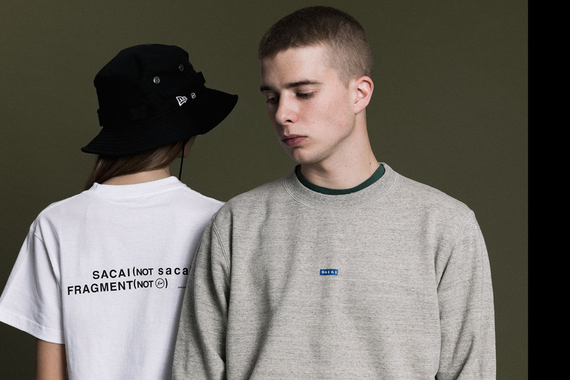 Exclusive Release: Sacai x Fragment Design Capsule Collection