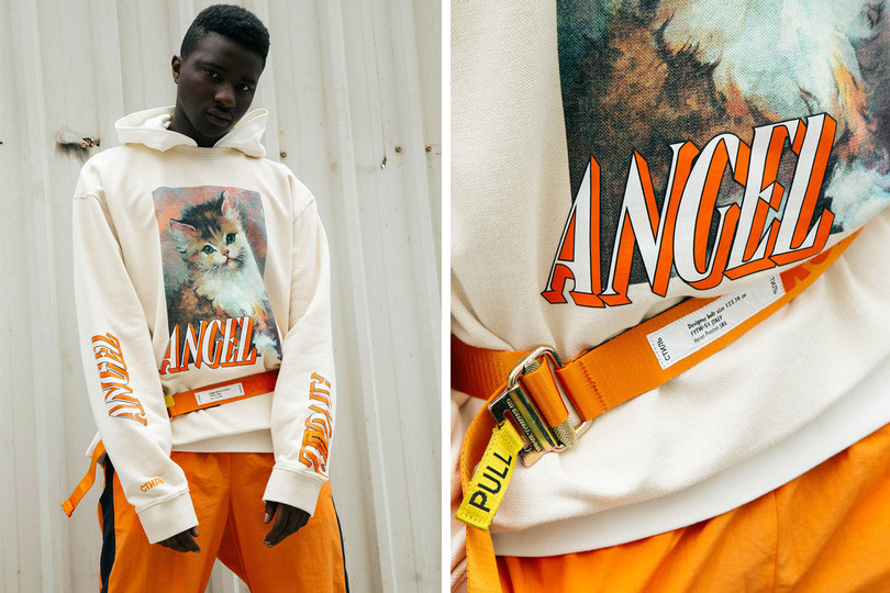 "New Deliveries: Heron Preston Spring/Summer 2018 ""SHOW HOUSE"" Collection"