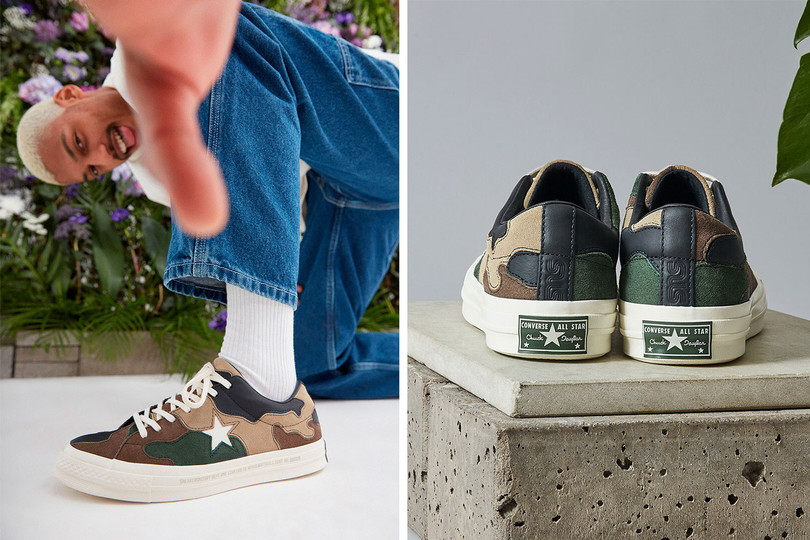 """Special Release: Sneakersnstuff x Converse One Star """"Canteen"""""""