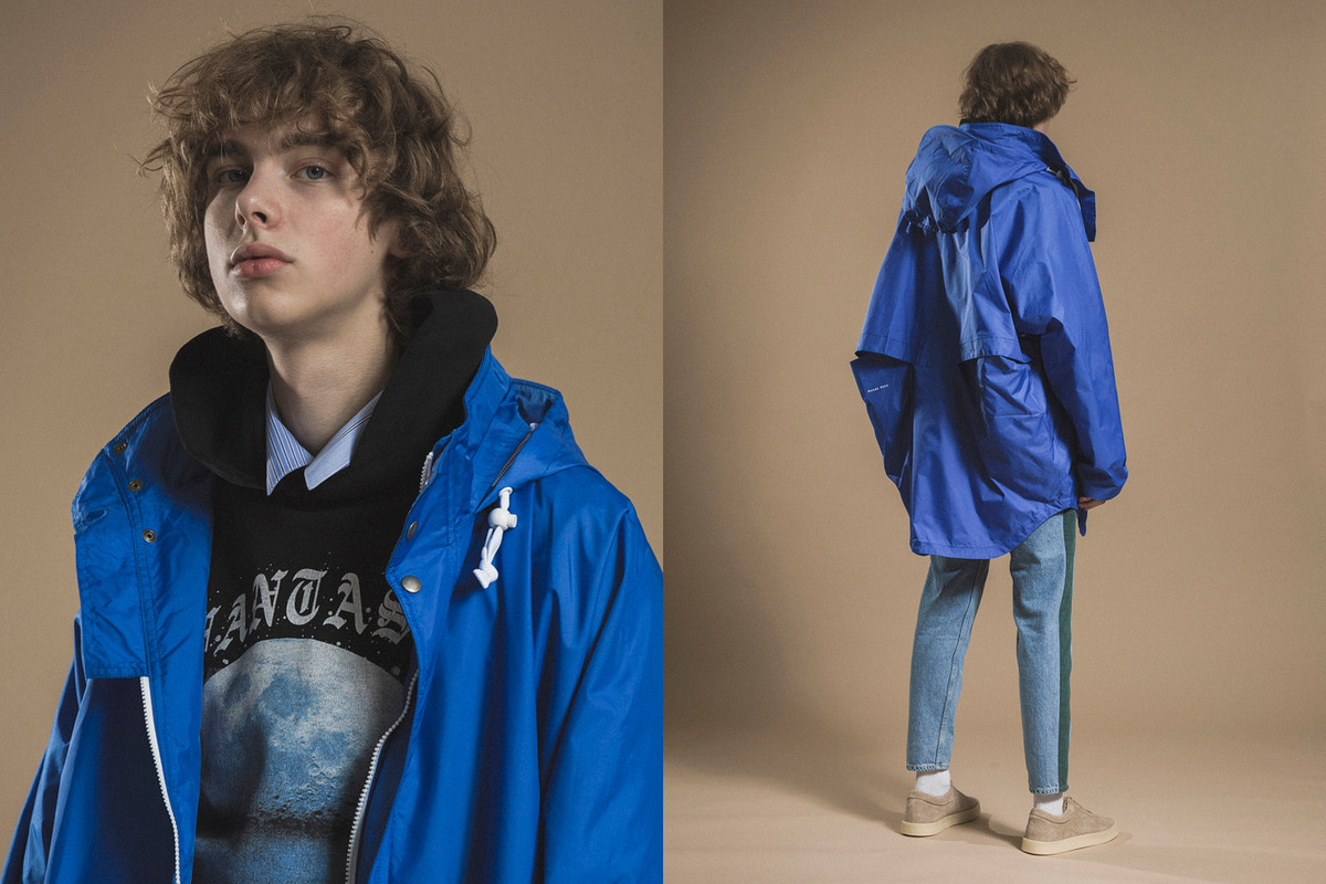 "Spring/Summer 2018 ""Vol.I"" Lookbook"
