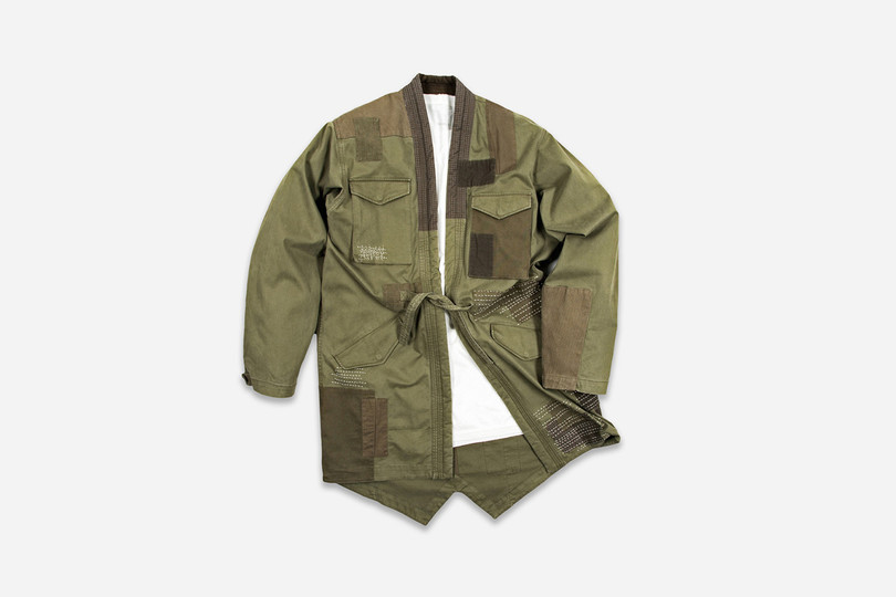 New Arrivals: maharishi Spring/Summer 2018 Collection