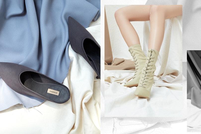 New Arrivals: YEEZY Season 6 Footwear